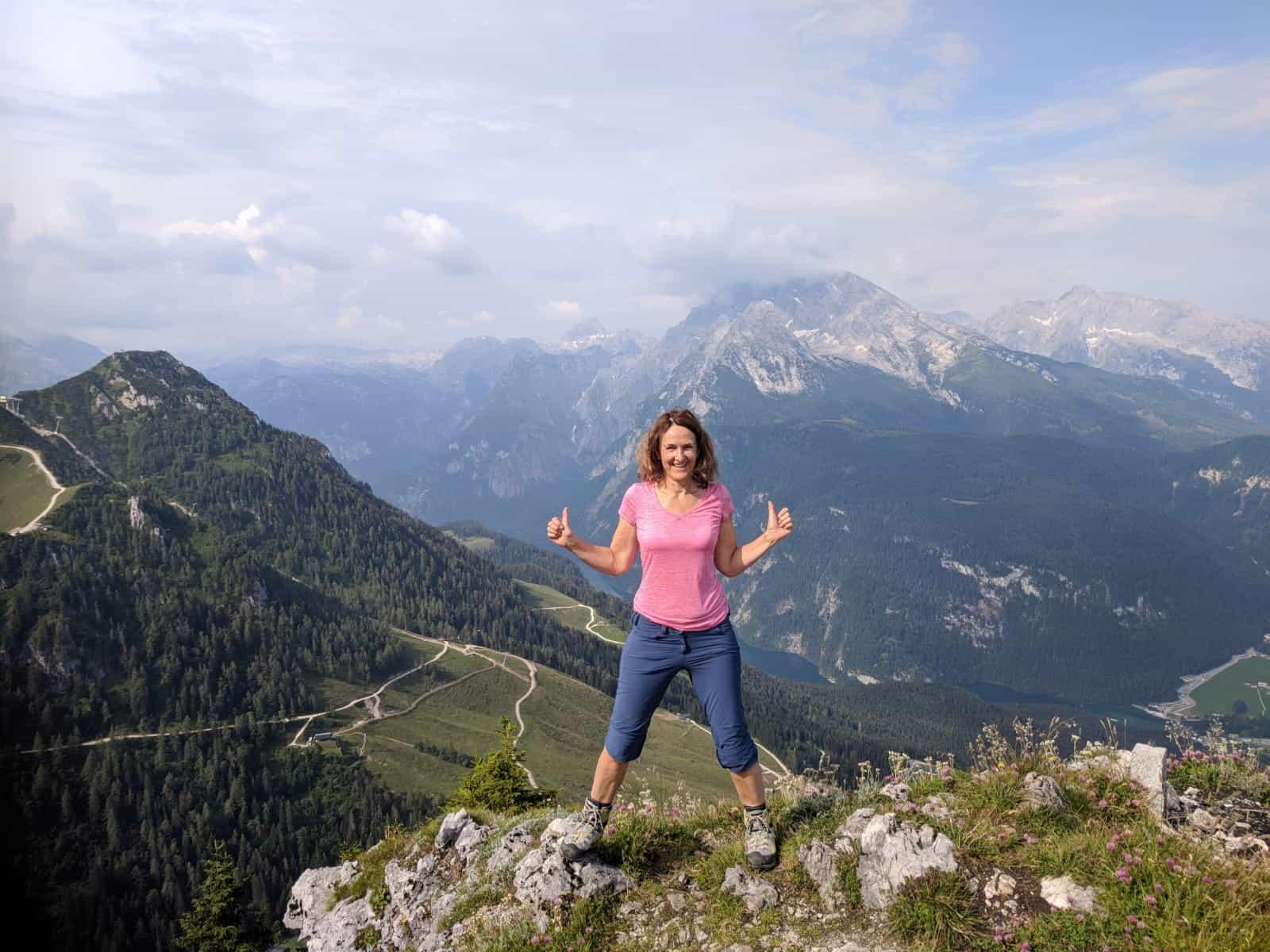 Lisa Graf-Riemann und ihre Berge