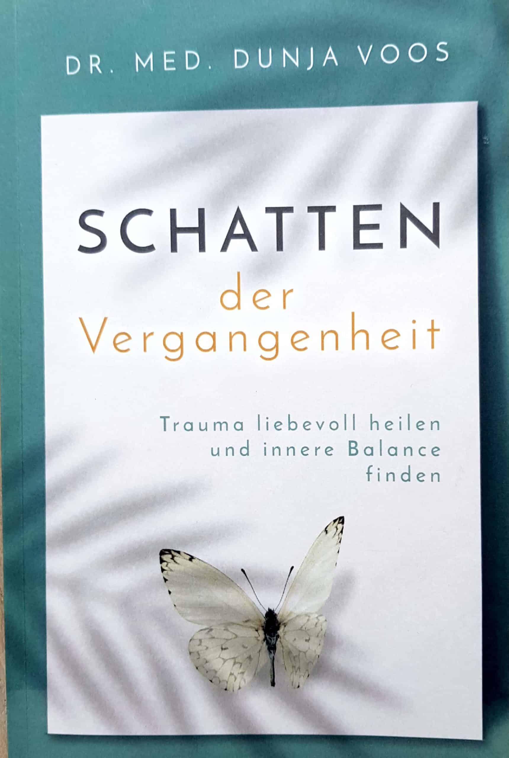 Buch über Trauma Schatten der Vergangenheit